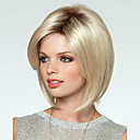 Womens Fashion Short BoBo Hair Blonde Color Hot Sale.