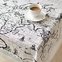 mappa moda tovaglia modello globale hotsale biancheria di cotone di alta qualità tavolino quadrato asciugamano telo