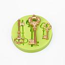 Image of Strumenti Bakeware Silicone Compleanno / Fai da te Torta / Cioccolato Cartoon forma muffa di cottura 1pc