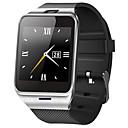 Da uomo Smart watch Digitale Touchscreen / Telecomando / Calendario / allarme / Cronometro / Pedometro / Fitness tracker Gomma Banda