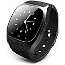 Da uomo / Da donna Smart watch Digitale Touchscreen / Telecomando / Calendario / allarme / Pedometro / Fitness tracker / Cronometro Gomma