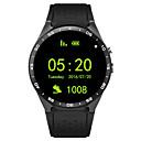 3g SmartWatch kingwear W8 1.39 '' AMOLED 400  400 intelligente orologio 3G chiamando frequenza cardiaca contapassi fotocamera 2.0MP