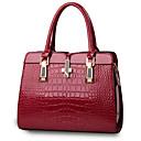 Womens Fashion Casual OL PU Messenger Shoulder Bag/Tote