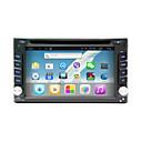 Image of Android 4.4 6.2 pollici nel cruscotto auto lettore dvd multi-touch capacitivo con WiFi, GPS, RDS, BT, tocco, schermo