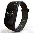 NONE Smart Bracelet Bracciale smartResistente all'acqua / Long Standby / Calorie bruciate / Contapassi / Registro delle attività /