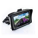 Image of caldo 4.3 impermeabile IPX7 navigazione GPS moto moto navigatore con FM Bluetooth 8g Flash prolech GPS per auto moto