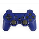 Trådløs DualShock 3 Controller til PlayStation 3 PS3 (Blue)