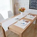 Image of Rettangolare Con stampa Copritavola , Lino Materiale Hotel Dining Table / Tabella Dceoration
