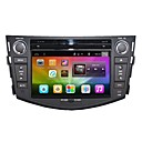 Image of bonroad Android 6.0 macchina multimediale lettore stereo per Toyota RAV4 DVD / bluetooth / radio / touch screen capacitivo audio