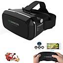 virtual reality headset vr shinecon 3d film spil briller til smartphone whi fjernbetjening gamepad