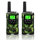 Armygreen and Camo for Kids Walkie Talkies 22 Channels and (up to 10KM in open areas)  Armygreen  and Camo Walkie Talkies for Kids (1 Pair) T48