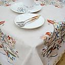 Image of Quadrato Cucito Tovaglie , Lino MaterialeHotel Dining Table Wedding Party Decoration Cena banchetto di nozze Decor Natale Favor Tabella