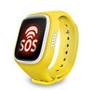 Orologi per BambiniLong Standby Contapassi Touch Screen Distanza del monitoraggio Chiamate in vivavoce Anti-perso GPS Controllo