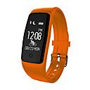 braccialetto yys1smart / orologio smart / attività trackerlong standby / contapassi / monitor della frequenza cardiaca / sveglia /