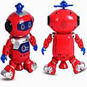 RC Robot Eletrônica Kids ' Aprendizado  Educação Domésticos e pessoais Robots AM Plástico Cantando Dançando Caminhada Jumping Não