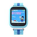 Orologi per BambiniResistente all'acqua Long Standby Contapassi Registro delle attività Touch Screen Distanza del monitoraggio GPS