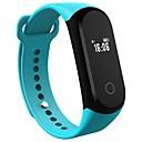 Vigilanza di orologio del wristband del pedometro del monitor del sonno di yy a16 braccialetto astuto / smartwatch / bluetooth ip67