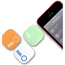 Image of dado 2 mini tag bluetooth inseguitore itag intelligente chiave di posizione del cercatore di allarme intelligence anti lost portafoglio