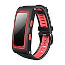 Bracciale smart Long Standby Contapassi Registro delle attività Sportivo Monitoraggio frequenza cardiaca Touch Screen GPS Informazioni