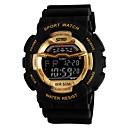 YY1012 SKMEI Digital Wristwatch 5ATM Water Resistant Men Watches Outdoor Sports Watch with Calendar Alarm Backlight Week Stopwatch