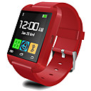 U8 Smartwatch Bluetooth Answer and Dial the Phone Passometer Burglar Alarm Funcitons