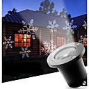 Image of fiocco di neve principale freddo 12w lampada da esterno fiocco di neve freddo ac100-240v bianco freddo 1pcs
