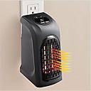 Image of mini elettrico pratico plug-in 350 w riscaldatore scaldamani riscaldato a mano hotel cucina bar bagno spina eu