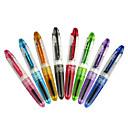 Image of Penna Penna Penna, Plastica Rosso / Nero / Blu Colori inchiostro For Materiale scolastico Attrezzature da ufficio Confezione 1pcs