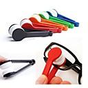 Image of 2pcs occhiali da sole occhiali occhiali in microfibra cleaner strumento di pulizia pennello casuale