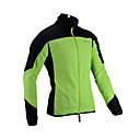Image of ROCKBROS Per uomo Giacca da ciclismo Bicicletta Bambini Ompermeabile Antivento Gli sport Verde Abbigliamento Largo Abbigliamento ciclismo Impermeabile / Media elasticità