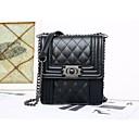 Image of Per donna Sacchetti Similpelle / PU Borsa a tracolla Set di borsa da 2 pezzi Borchie / Catenina Geometrica Rosa / Cachi / Royal Blue