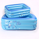 Kiddie Pool Paddling Pool Inflatable Pool Intex Pool Inflatable Swimming Pool Kids Pool Water Pool for Kids Fun Novelty Extra Large Silica Gel Plastic Summer Swimming 1 pcs Kid's Adults Kids Adults'