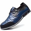 Men casual shoes sneakers loafers breathable comfort walking shoes fashion driving shoes luxury pu leather shoes for male business work office dress outdoor blue 13