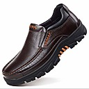 Men casual shoes autumn sneakers loafers breathable genuine leather comfort walking shoes fashion driving shoes luxury leather shoes for male business work office dress outdoor brown