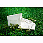 Elegant Tri-fold Wedding Invitation With Laser-cut Butterfly-Set of 50/20 3204