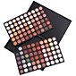 120 Colors Professional Eyeshadow Makeup Cosmetic Palette(Warm Color Series) 3204
