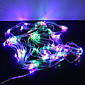 1.5M 160-LED Colorful Light 8 Sparking Modes Spider Web Shaped String Lamp (220V) 3204