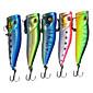 1 pcs Hard Bait Popper g/Ounce mm inch,Hard Plastic Sea Fishing Freshwater Fishing 3204
