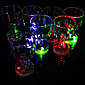 Color Flashing Small Goblet with LED Flash Light(1 PCS) 3204