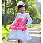 Girl's Fair Tail Dress 3204