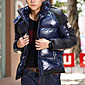Men's Warm And Thicken Hooded Coat 3204