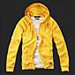 Men's Pure Collar Basic Coat 3204