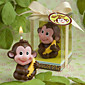 "Monkey Love Banana"" Candle 3204"
