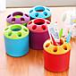 Lovely Colorful Fashion Brush Holder(Random Color) 3204