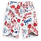 Men's Casual Cotton Lovers Beach Pants 3204