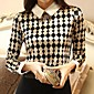 Women's New Fashion Korean Style Long Sleeve Shirt 6160