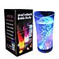 geführt Tasse Neuheit multicolor Wasser Induktion Kunststoff DC 3V 6160