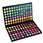 168 Eyeshadow Palette Dry / Matte / Shimmer / Mineral Eyeshadow palette Powder Large Daily Makeup / Party Makeup Professional Cosmetic Rectangle Box 3204
