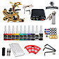 Beginner Tattoo Kit 1 Machine Professional Tattoo Kit 3204
