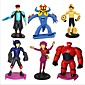 Big Hero 6 Action Figure Sets (6pcs/lot) 3204